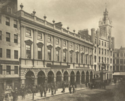 Tontine Building, Trongate, 1868
